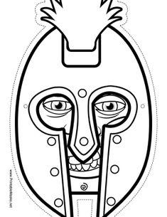 76 Fantastiche Immagini Su Maschere Greche Greece Ancient Greece