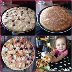 Recette de gâteau à la poêle (sans four !)