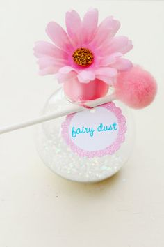 Icing Designs: Fairies Fairies Everywhere Week: DIY Fairy Dust