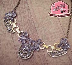 Collar Luxor Luxor, En Stock, Ladybug, Bugs, Charmed, Bracelets, Jewelry, Fashion, Chokers