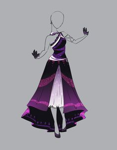 .::Outfit Adopt 13(CLOSED)::. by Scarlett-Knight on @DeviantArt