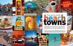 Pensacola Beach named one of Florida's Best Small Beach Towns by Florida Travel + Life!