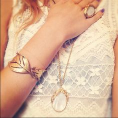 Shop the feather luxe collection for those perfect accessories at amandalynnmosdell.Chloeand Isabel.com