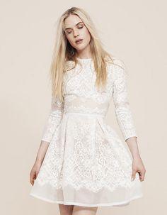 Robe de mariée courte 2016 : découvrez les plus belles robes de mariée courtes pour se marier en 2016...
