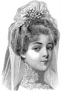 Has some good vintage clip art as well as stuff can be used on Cricut Victorian Bride, Victorian Women, Edwardian Era, Victorian Era, Vintage Labels, Vintage Ephemera, Vintage Prints, Vintage Art, Vintage Woman