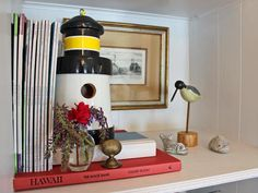 Budget Beach Cottage: More Nautical Knick-Knacks (http://blog.hgtv.com/design/2013/07/31/budget-beach-cottage-more-nautical-knick-knacks/?soc=pinterest)