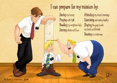 Missionary Funnies