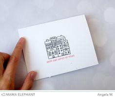 mama elephant | design blog: INTRODUCING: City Sidewalks