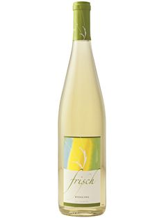 Our 2012 Frisch Columbia Valley, Washington Riesling has a pale color in the robe. The nose is refreshing and complex. Pear and green apple are taking over the attack. We also have some bright floral characters all over the finish. The mouth gives us a sweet sensation