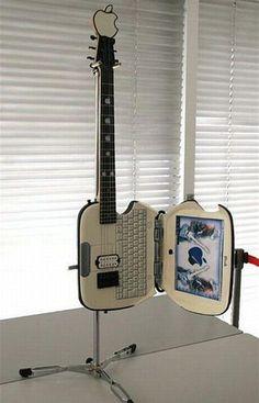 .Apple Guitar