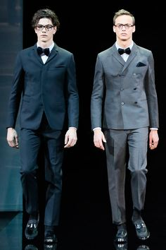 Emporio Armani Men Ready To Wear