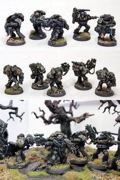 "Raptors - Lots of new pictures on Page 2 - Forum - DakkaDakka | They're not ""toys"" they're ""miniatures""."