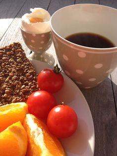 Good morning, spring! Chocolate Fondue, Breakfast, Spring, Desserts, Food, Morning Coffee, Meal, Deserts, Essen