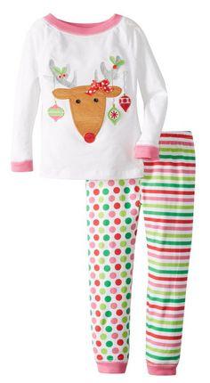 4faddb267 14 Best Girls Christmas Pajamas images