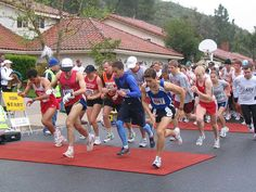 A Training Plan for Running a 10k.