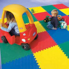 Foam Mats Premium: Our best selling and highest quality foam mat.  Available in 15 brilliant colors, these foam mats are top quality. Interlocking foam mats are an excellent choice for kids play rooms, exercise rooms, and trade show booth flooring.  www.greatmats.com