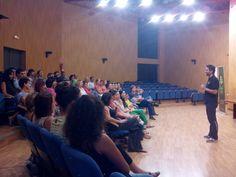Esta tarde empiezan las conferencias gratuitas en Bilbao ven a escuchar a Lain Garcia Calvo y Angel Lopez #caminaporelfuego #sisepuede #firewalking #motivacion  www.caminaporelfuego.com