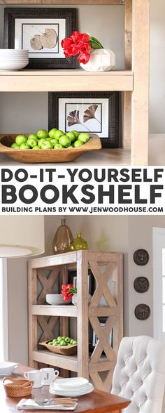 LOVE THIS! DIY books