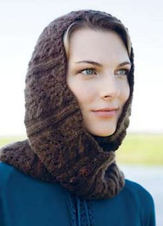 Windsor Warmer by Cecily Glowik MacDonald, in New England Knits
