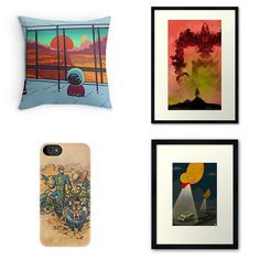 I liked the 'Sci Fi' room on Redbubble's Dream Room Sweepstakes! You can win free stuff too by sharing your favorite art pieces. Visit http://www.redbubble.com/p/147-win-your-dream-room for more amazing designs! #redbubble #dreamroom