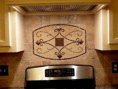 Decorative Tile Inserts Kitchen Backsplash Natural Stone Kitchen Backsplash Ideas  Top5Kitchentile