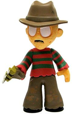 Freddy Krueger A Nightmare on Elm Street 29 Horror Classics x Funko Mystery Minis Vinyl MiniFigure Series * Continue to the product at the image link.