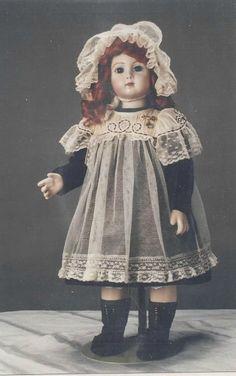 Я называла её Ася / Винтажные антикварные куклы, реплики / Бэйбики. Куклы фото. Одежда для кукол