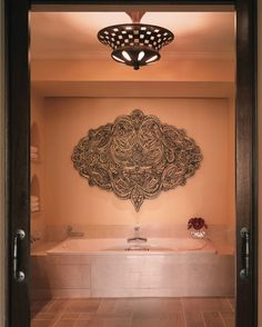 Lovely tub! One & Only Royal Mirage