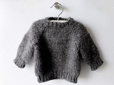 Click Mix - babysweater i babyalpaca - FiftyFabulous Baby Alpaca, Knitted Shawls, Baby Sweaters, Baby Outfits, Baby Knitting Patterns, Baby Fever, Turtle Neck, Pullover, Children
