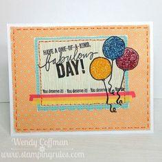 Happy Everything stamp set -