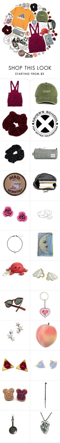 """""""Suburbs"""" by janalunamarie23 ❤ liked on Polyvore featuring Humör, adidas, Miss Selfridge, Topman, Converse, Dogeared, Tory Burch, Cutler and Gross, Cath Kidston and Avant Garde Paris"""