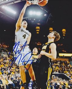 AAA Sports Memorabilia LLC - Mitch McGary Autographed Michigan Wolverines 8x10 UM Photo, $74.95 (http://www.aaasportsmemorabilia.com/collegiate/mitch-mcgary-autographed-michigan-wolverines-8x10-um-photo/)