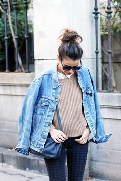 I'm looking for a casual jean jacket probably for Summer time.