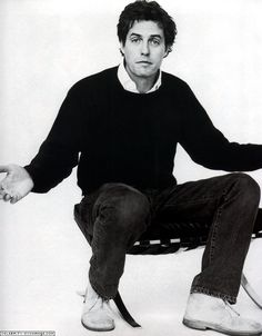 Hugh Grant Liz Hurley, Hugh Grant Young, Hollywood Movie Film, Carrie Anne Moss, Good Poses, Dear Future Husband, Colin Firth, Attractive Guys, Tom Cruise