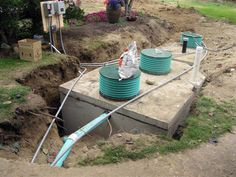 Septic Drain Field With 1000 Gal Holding Tank Cottage Home To Build Pinterest Septic