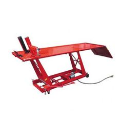 Newly Professional Foldable 1000Lbs Hydraulic Motorcycle Lift