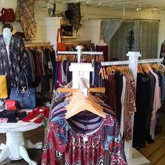 So many New Arrivals and more unpacking to do at Lovely's!  #swansboro