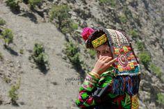 Uski Ankhen Bala Ki Taajir Hain Jis Ko dekhen khareed Leti Hain  A Kalash fairy  Chitral, Pakistan .  Email: imranthetrekker@yahoo.com  Cell # +92 346 9895720 Travel Photography of Pakistan