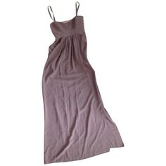 Pre-owned Twelfth St. By Cynthia Vincent Light Purple Dress (£85) ❤ liked on Polyvore featuring dresses, light purple, twelfth street by cynthia vincent, twelfth street by cynthia vincent dress, pre owned dresses, preowned dresses and light purple dress