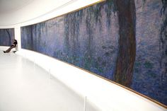 Monet's Water Lillies, The Orangery Paris | Flickr – Condivisione di foto!