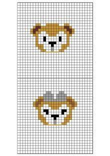 Yahoo!検索(画像)で「ハマビーズ 図案 ダッフィー」を検索すれば、欲しい答えがきっと見つかります。 Cross Stitch For Kids, Cross Stitch Animals, Loom Beading, Beading Patterns, Cross Stitch Embroidery, Cross Stitch Patterns, Build A Bear Party, Duffy The Disney Bear, Pixel Beads