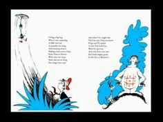 Storytime Read-along- If I Ran The Zoo by Dr Seuss