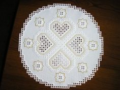 Round Embroidery