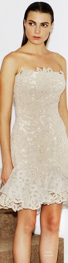 Sandra Mansour Collection Spring-summer 2015 REady to Wear