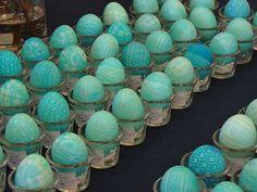 Кружевные пасхальные яйца : 4 варианта декора » Женский Мир
