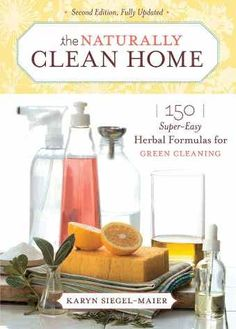 Extraordinary Natural Cleaning Recipes with Essential Oils
