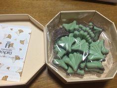 """Kaori"" chocolate mints"