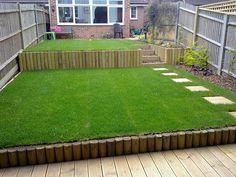 Terracing a sloping garden | Flickr - Photo Sharing!