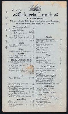 Vintage Diner, Vintage Menu, Vintage Restaurant, Menu Restaurant, Vintage Recipes, Vintage Ads, Vintage Food, Diner Menu, 50s Diner