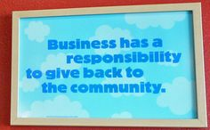 Corporate Social Responsibility Corporate Social Responsibility, New Politics, Giving Back, Blog Writing, Cloud Based, Citizenship, Non Profit, Big Picture, Self Help